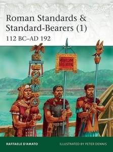 Osprey Publishing Elite: Roman Standards & Standard-Bearers (1) 112BC-192AD