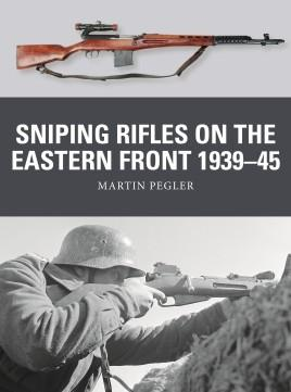 Osprey Publishing Weapon: Sniping Rifles on the Eastern Front 1939-45