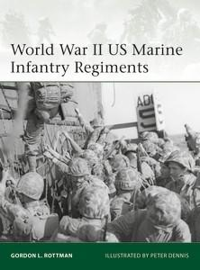 Osprey Publishing Elite: World War II US Marine Infantry Regiments