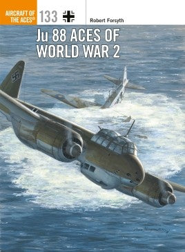 Osprey Publishing Aircraft of the Aces: Ju88 Aces of WWII