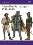 Osprey Publishing Men at Arms: Australian Bushrangers 1788-1880