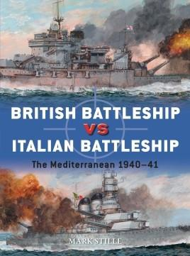 Osprey Publishing Duel: British Battleship vs Italian Battleship