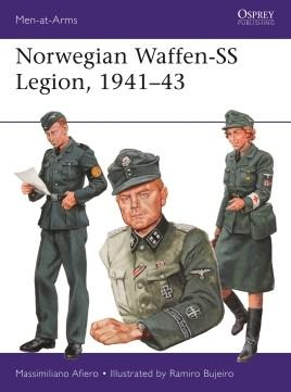 Osprey Publishing Men at Arms: Norwegian Waffen-SS Legion 1941-43