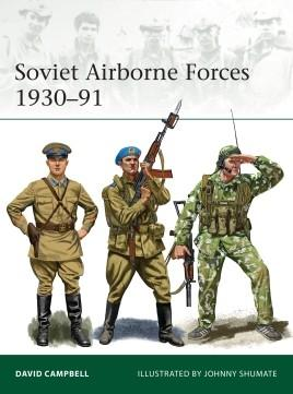 Osprey Publishing Elite: Soviet Airborne Forces 1930-91