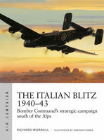 Osprey Publishing Air Campaign: The Italian Blitz 1940-43