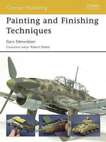 Osprey Publishing: Painting & Finishing Techniques