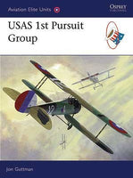 Osprey Aviation Elite: USAS 1st Pursuit Group