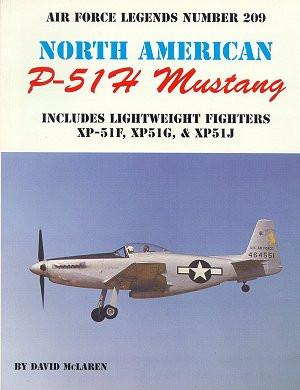 Ginter Air Force Legends: North American P51H Mustang