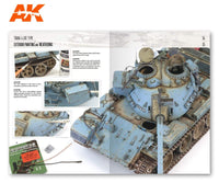 AK Interactive Books - T54/T55 Modeling World's Most Iconic Tank Book