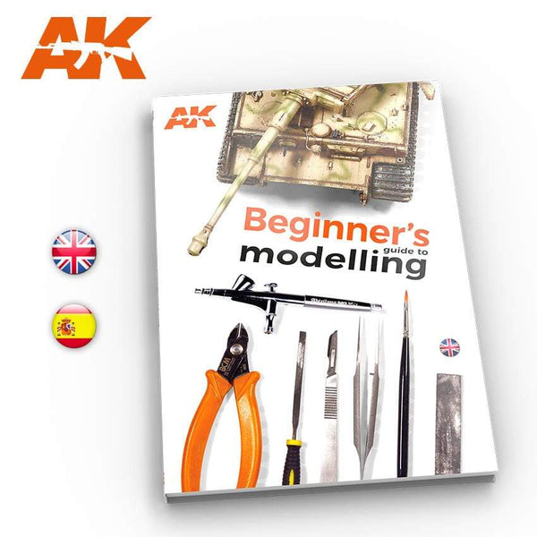 AK Interactive Books - Beginner's Guide to Modelling Book