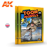 AK Interactive How to Make Toon Models Tutorial Book