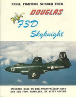 Ginter Naval Fighters: McDonnell Douglas F3D Skynight