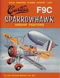 Ginter Naval Fighters: Curtiss F9C Sparrowhawk Airship Fighter