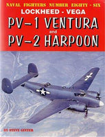 Ginter Naval Fighters: Lockheed-Vega PV1 Ventura & PV2 Harpoon