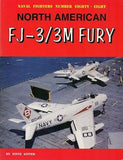 Ginter Naval Fighters: North American FJ3/3M Fury