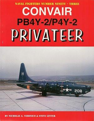 Ginter Naval Fighters: Convair PB4Y2/P4Y2 Privateer