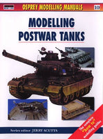Osprey Modeling Manual: Modelling Postwar Tanks