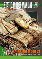 Auriga Publishing Static Model Manual 7: Painting Models 101 Tips