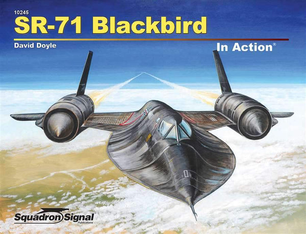 Squadron Signal SR-71 Blackbird In Action