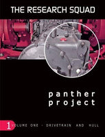 AFV Modeler The Research Squad: Panther Project Vol.1 Drivetrain & Hull