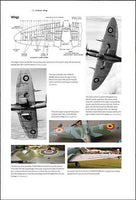 Valiant Wings - Airframe & Miniature 13: Supermarine Spitfire Part 2 Griffon-Powered