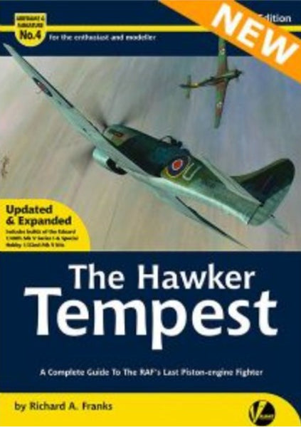 Valiant Wings - Airframe & Miniature 4: The Hawker Tempest (2nd Edition)