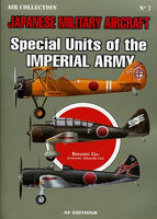 Casemate Books Air Collection 7: Special Units of the Imperial Army