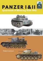 Casemate Books Tank Craft: Panzer I & II Spearhead of the Blitzkreig 1939-45