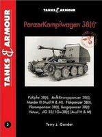 Casemate Books Tanks & Armour: Panzerkampfwagen 38(t)