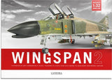 Canfora Wingspan Vol. 2: 1/32 Aircraft Modelling