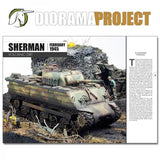Accion Press Diorama Project 1.1: AFV At War Modeling Guide Book