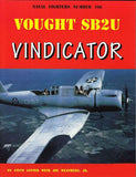 Ginter Naval Fighters: Vought SB2U Vindicator