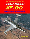 Ginter Books - Air Force Legends: Lockheed XF90 Penetration Fighter