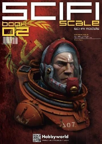 Hobby World SCIFI Scale Book Vol.2 Sci-Fi Models