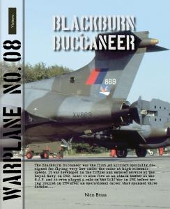 Lanasta Warplane 8: Blackburn Buccaneer