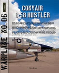 Lanasta Warplane 6: Convair B58 Hustler