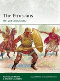 Osprey Publishing Elite: Etruscans 9th-2nd Centuries BC