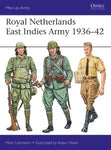 Osprey Publishing Men at Arms: Royal Netherlands East Indies Army 1936-42