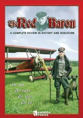 Casemate Books Andrea Press: The Red Baron - A Complete Review in History & Miniature