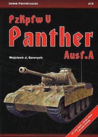 Casemate Books Armor Photo Gallery 19: PzKpfw V Panther Ausf A