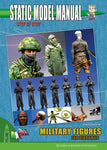 Auriga Publishing Static Model Manual 11: Military Figures for Dioramas