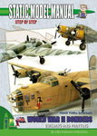 Auriga Publishing Static Model Manual 8: Building & Painting WWII Bombers