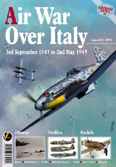 Valiant Wings - Airframe Extra 8: Air War Over Italy Sept. 3, 1943 to May 2, 1945