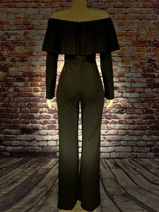 MIRANDA PRESS JUMPSUIT - Eightyoneighteen