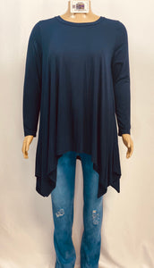 TRACY TUNIC TOP (2 Colors)