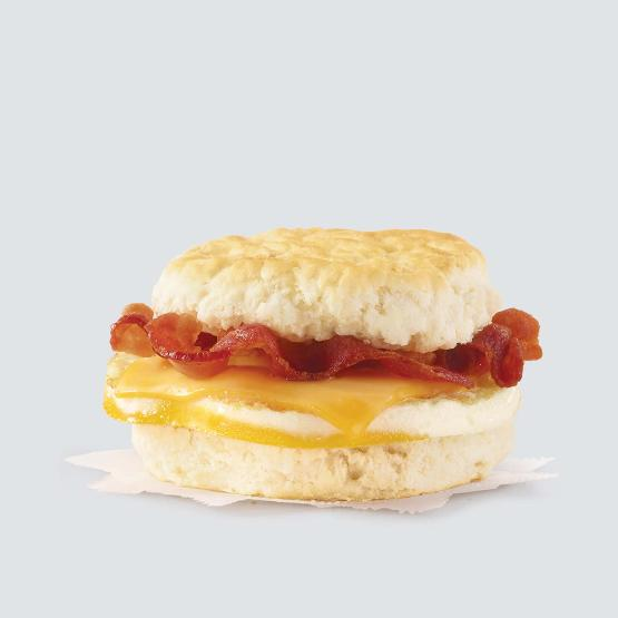 Bacon, Egg & Cheese Biscuit 2 pk.