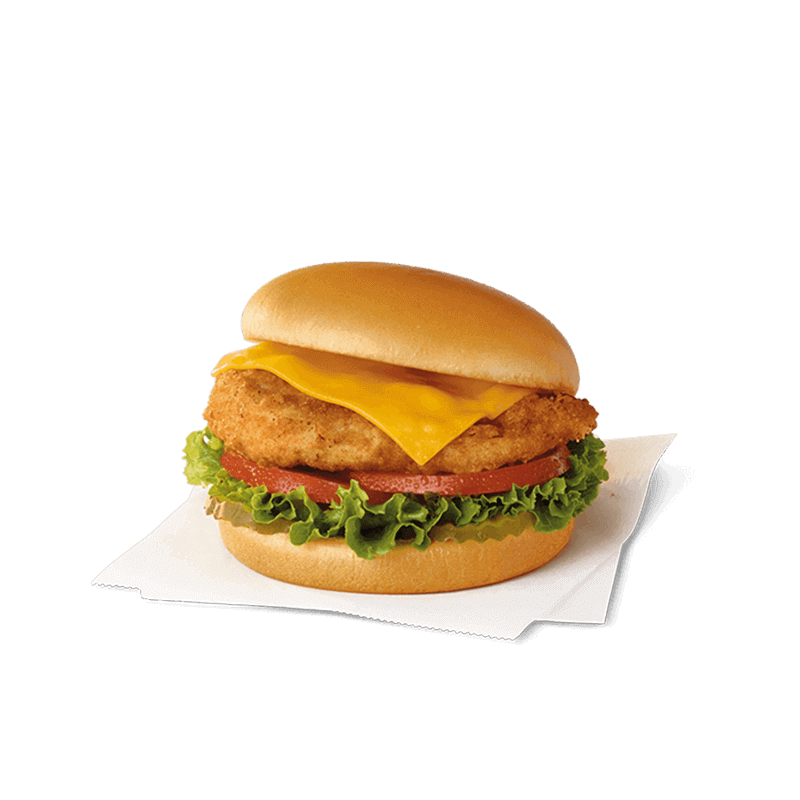 Chick-fil-A Deluxe Sandwich