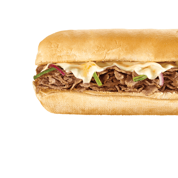 Steak & Cheese - 6