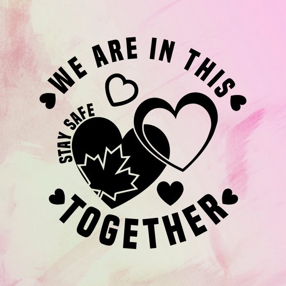 In It Together SVG - ALL proceeds to HelpAge Canada
