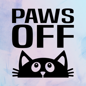 Paws Off SVG